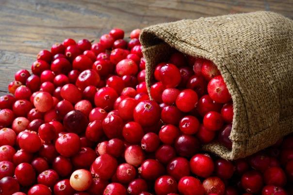 cranberries health