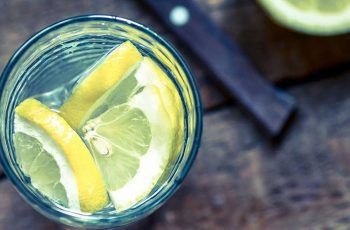 drink lemon water everyday