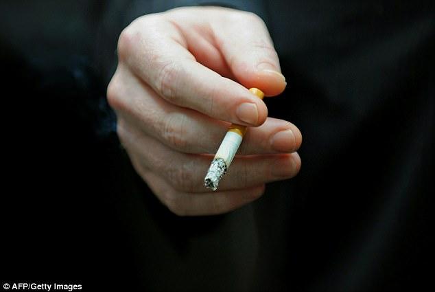 cigarette breaks Japan
