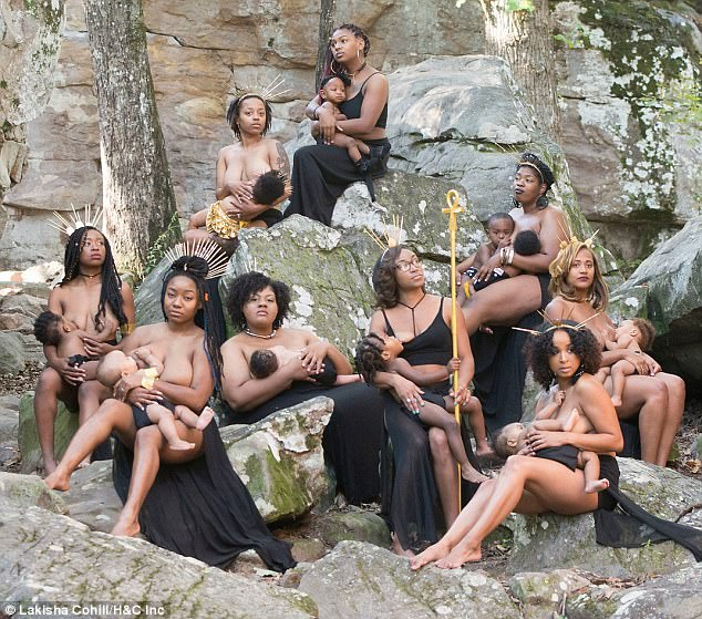 alabama mothers breastfeed powerful shoot